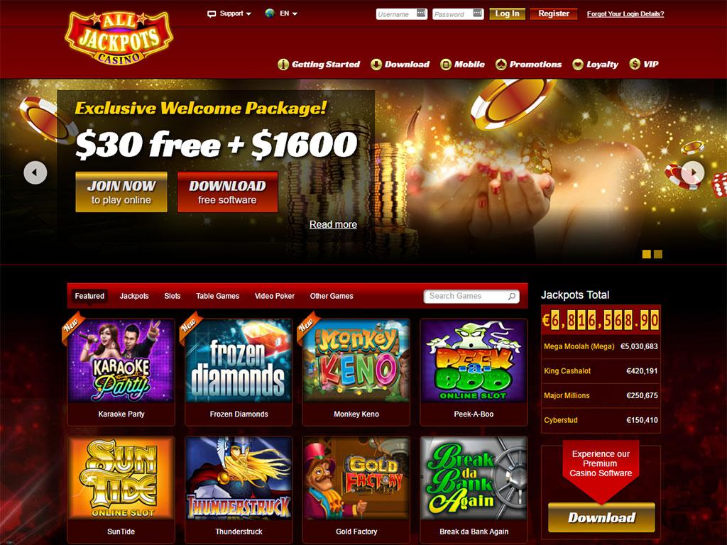 казино джекпот онлайн